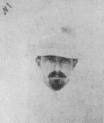 Палач Н.М. Демышев. Председатель исполкома Евпатории, один из организаторов красной Варфоломеевской ночи . Казнен белыми после освобождения Евпатории.