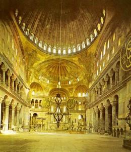 Архитектура византии в средние века доклад 2267