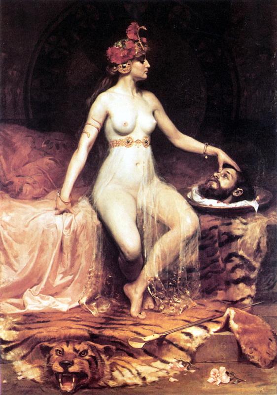Pierre Bonnaud Salome