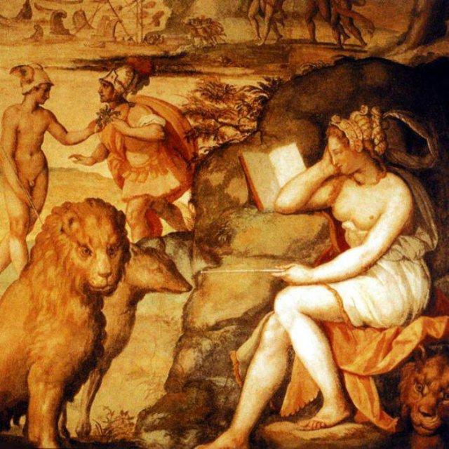 Аллори Алессандро (1535-1607) - Цирцея