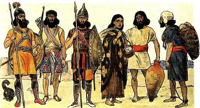 Амориты или Амореи (на аккадском - Tidnum или Amurrum, египетском - Amar, иврите - emori) – народ семитского происхождения, который занял территорию к западу от Евфрата со второй половины третьего тысячелетия до н.э. Термин Amurru используется для обозначения как самого народа, так их главного божества.