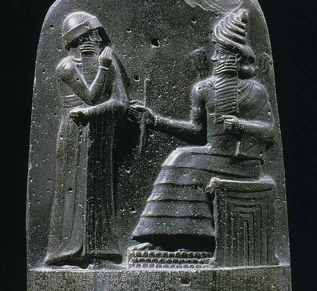 Código-de-Hammurabi