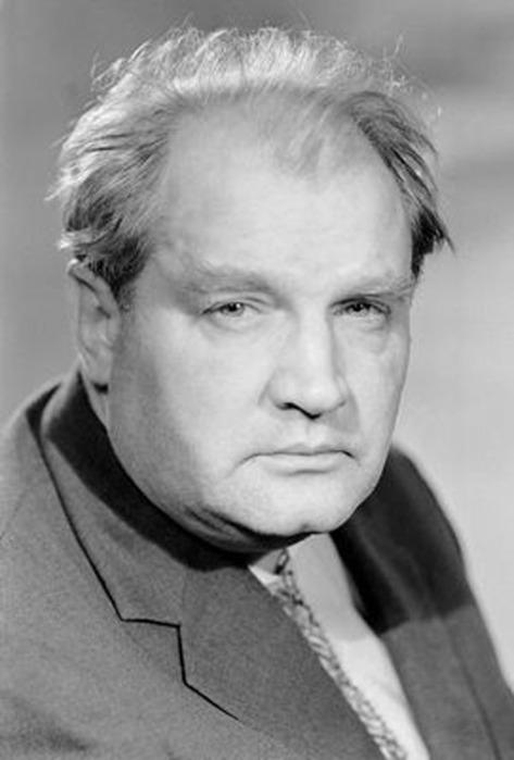 Серге́й Серге́евич Наровчатов (1919 — 1981)