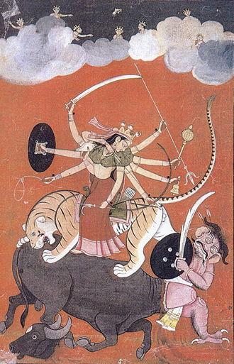 330px-Durga_Mahisasuramardini