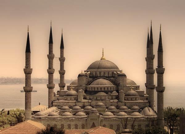 Мечеть ахмедие голубая мечеть мечеть